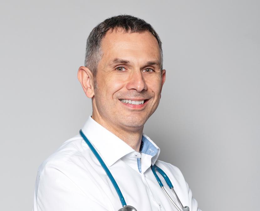 Szymon Brzósko, dyrektor medyczny DaVita Polska, nefrolog i adiunkt I Kliniki Nefrologii i Transplantologii z Ośrodkiem Dializ UM w Białymstoku
