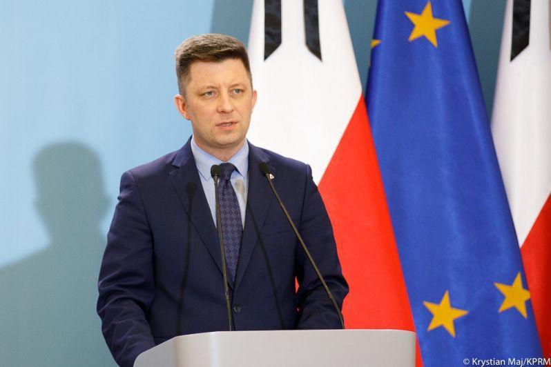 Michał Dworczyk, fot. Krystian Maj