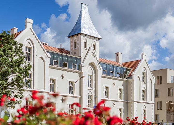 Pałac wOgrodach Graua: lokale zduszą impresjonisty