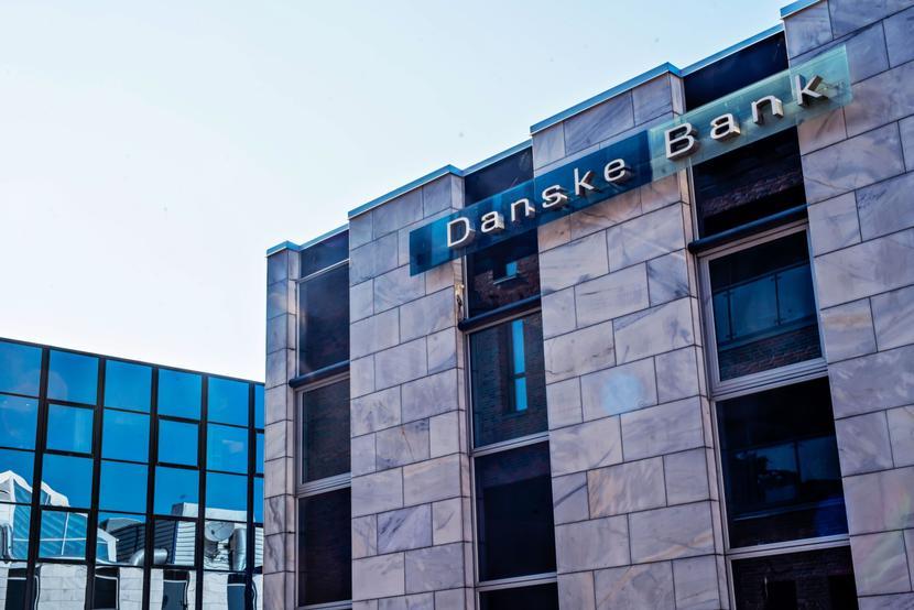 Danske Bank fot. Bloomberg