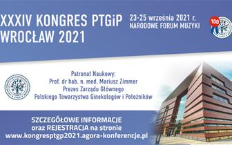 XXXIV Kongres Naukowy PTGiP