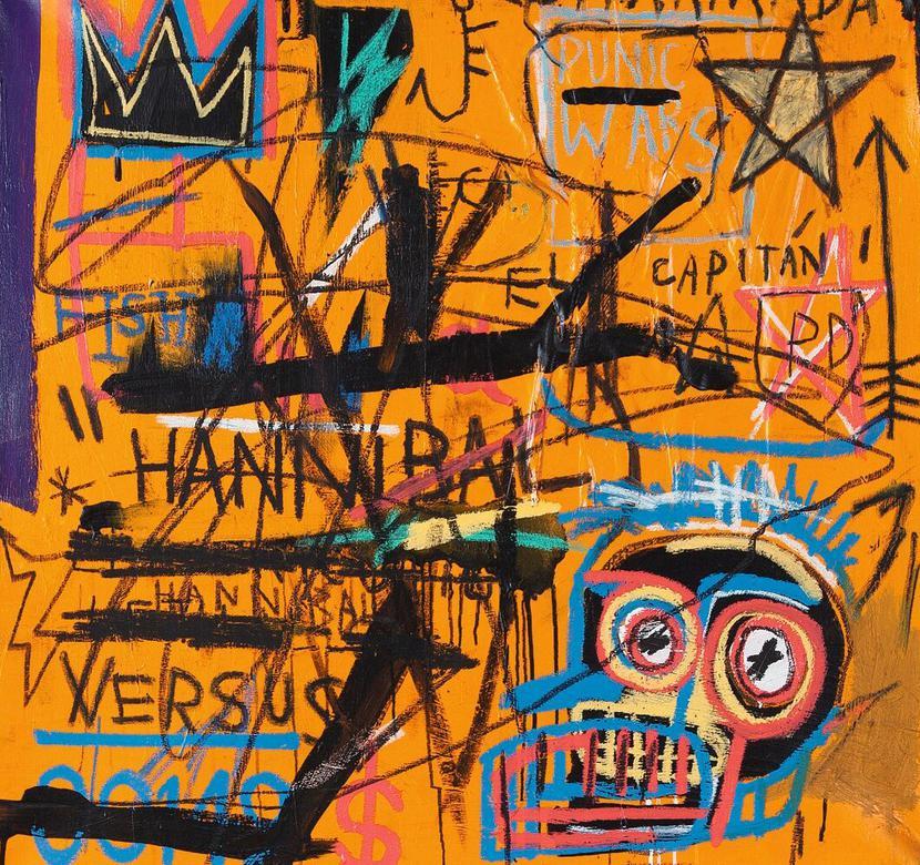 """Hannibal"" Jeana Michaela Basquiata:"