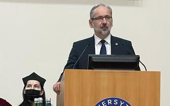 Niedzielski: niech nowy rok akademicki będzie walką o przywrócenie autorytetu wiedzy