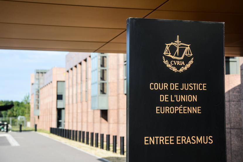 Trybunał Sprawiedliwości Unii Europejskiej (TSUE) fot. Aleksiej Witwicki/FORUM