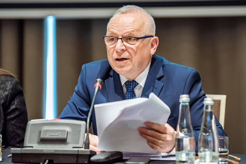 Andrzej Płonka, prezes Związku Powiatów Polskich