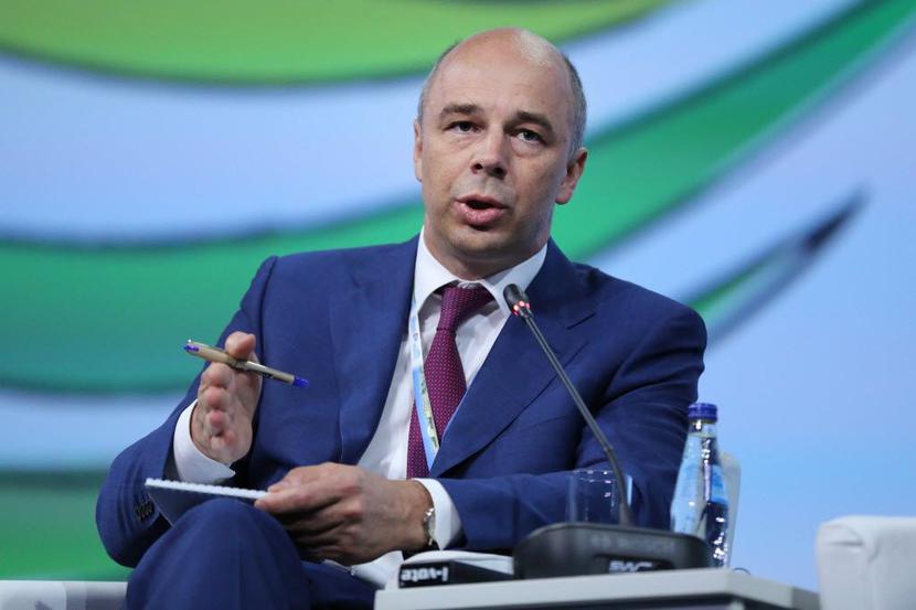 Anton Siłuanow, fot. Bloomberg