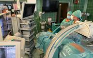 Specjaliści z Opola przeprowadzili pionierską operację nowotworu kręgosłupa