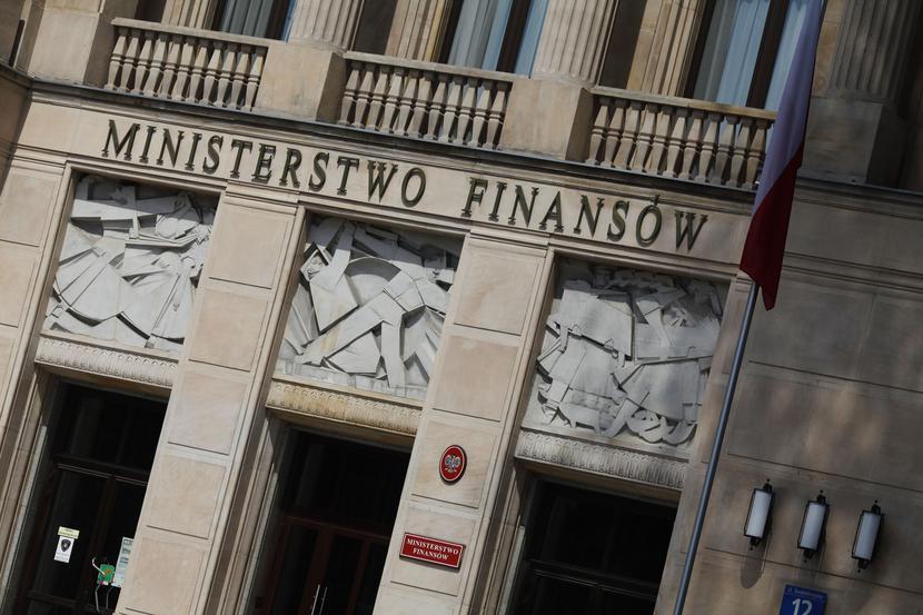 Ministerstwo Finansów, fot. Marek Wiśniewski