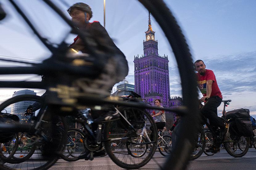 Warszawa dla jednośladów: