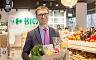 Carrefour robi bioeksperyment