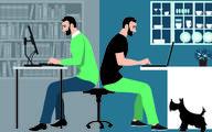 Jak pracodawcy organizują pracę hybrydową