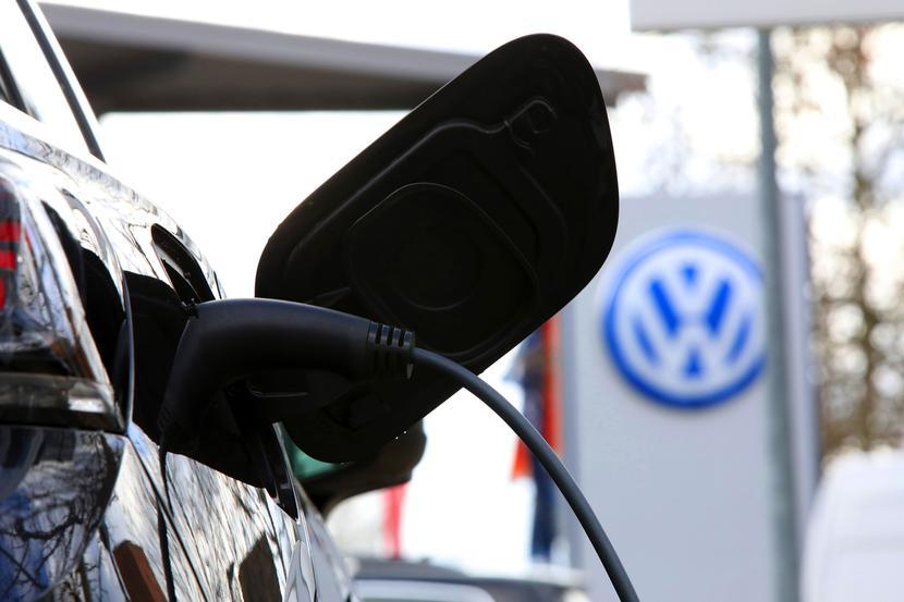 Volkswagen Fot. Bloomberg