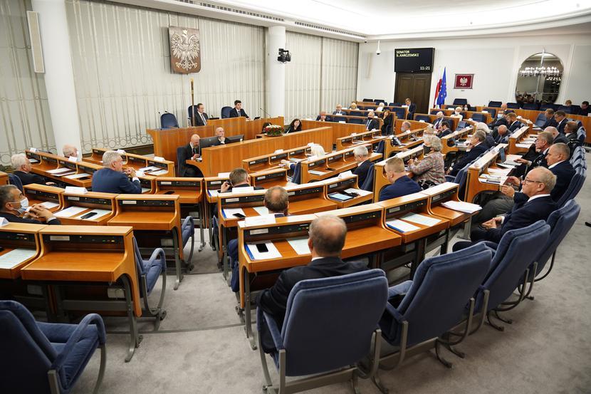 Ustawa w komisji: