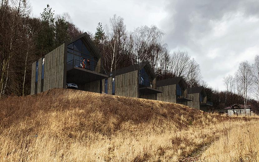 Domki piwne