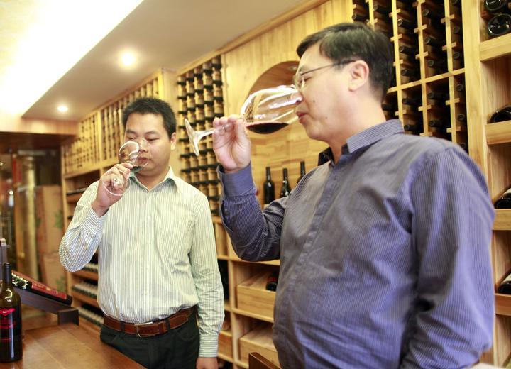 Chiny chcą konkurować naglobalnym rynku wina