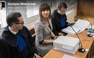 Grażyna Wolszczak wygrała ze Skarbem Państwa bój o smog