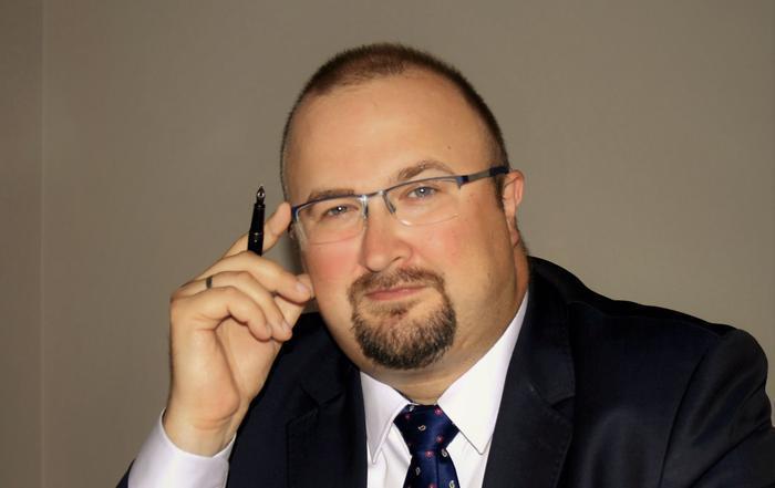 Mgr farm. Michał Byliniak, wiceprezes NRA