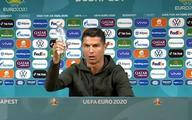 Brytyjskie media: Ronaldo przecenił Coca-Colę o 4 mld USD