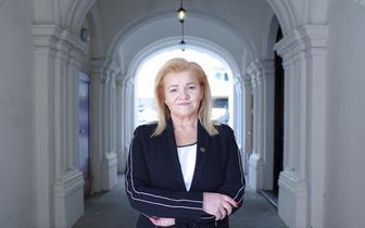 Alina Niewiadomska, prezes KRDL: doszliśmy do granicy wydolności laboratoriów