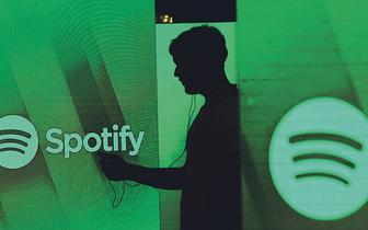 Spotify mocno rośnie w czasie pandemii