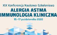 XIX Konferencja Alergia Astma Immunologia Kliniczna