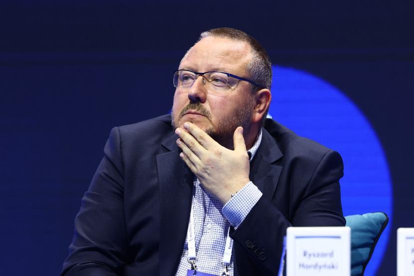 Ryszard Hordyński, dyrektor ds. strategii i komunikacji Huawei Polska