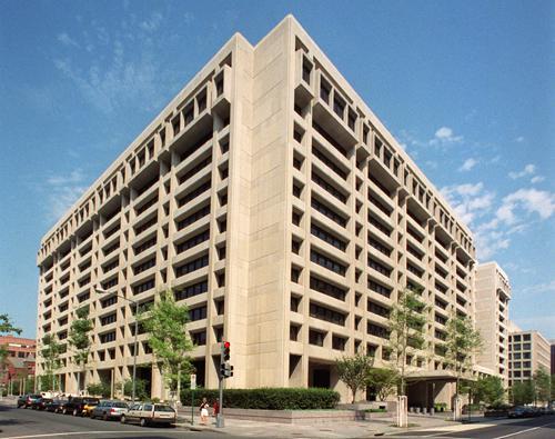 Siedziba Międzynarodowego Funduszu Walutowego (MFW) w Waszyngtonie