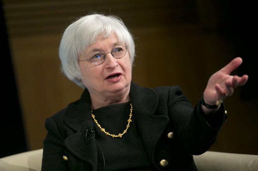 Janet Yellen, fot. Bloomberg
