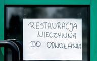 Gastronomia na skraju bankructwa