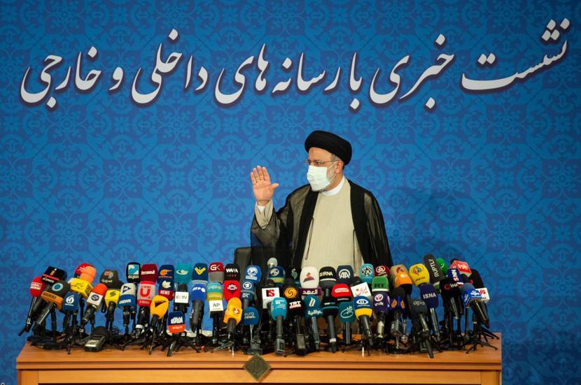 Ali Mohammadi/Bloomberg