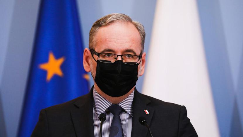 Minister Adam Niedzielski/KPRM