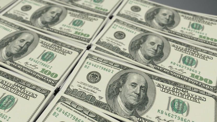 Dolar (USD) dolary