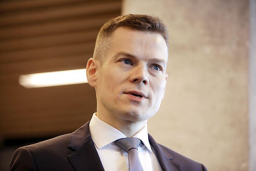 Jacek Jastrzębski, przewodniczący KNF