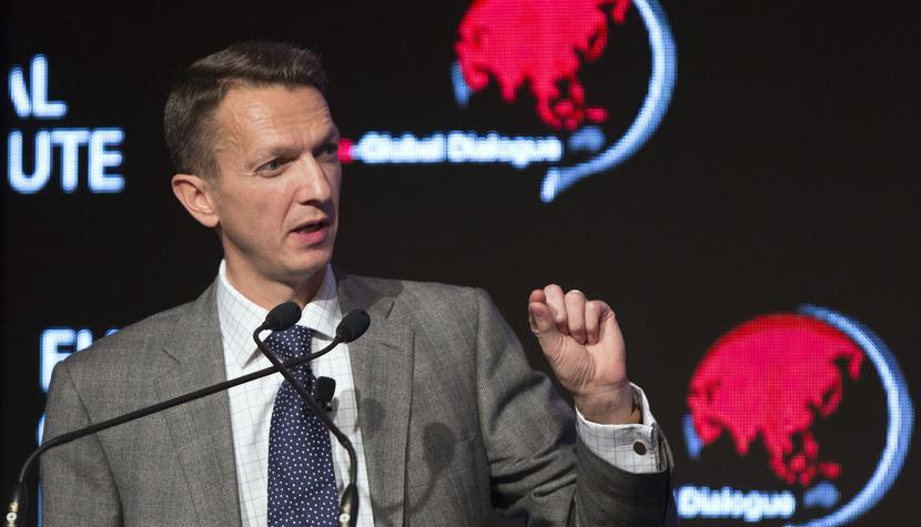 Andy Haldane, główny ekonomista Banku Anglii