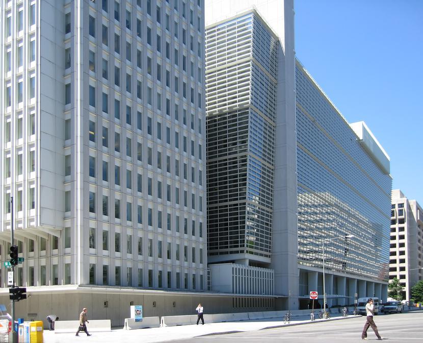 Bank Światowy, główna siedziba w Waszyngtonie