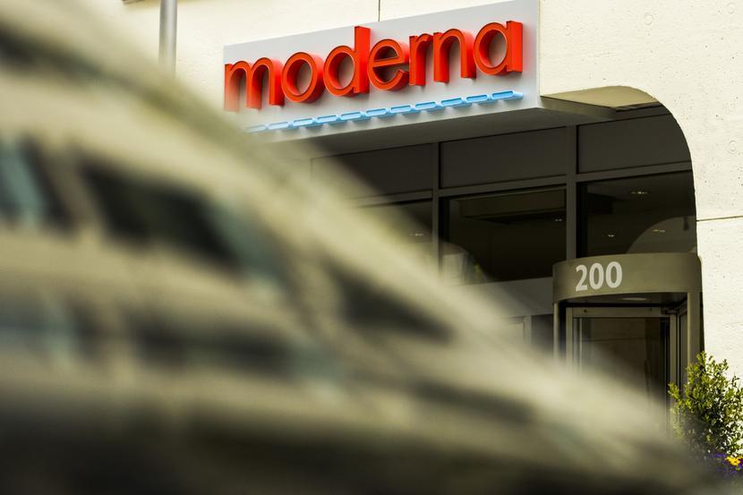Siedziba koncernu Moderna w Cambridge, Massachusetts, USA