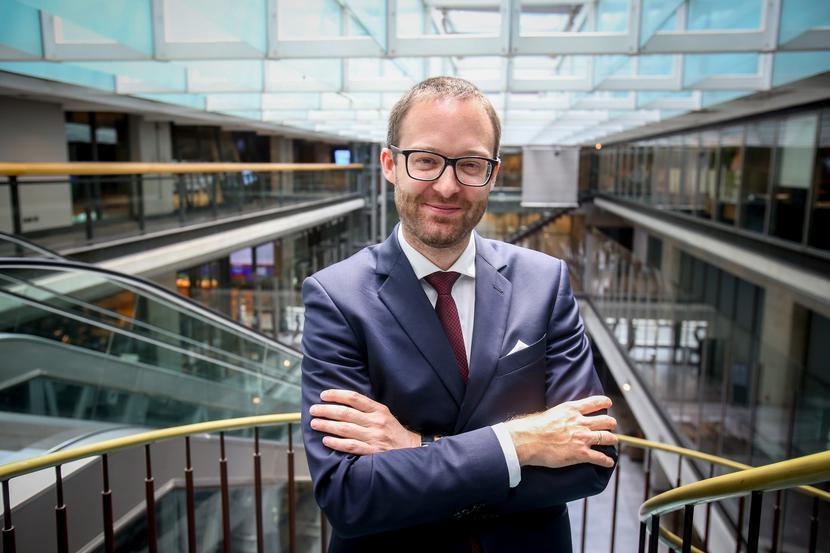 Marek Dietl, prezes GPW w Warszawie