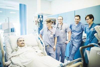Pierwsza w Polsce implantacja całkowicie sztucznego serca zajęła pierwsze miejsce w konkursie Złoty Skalpel 2018