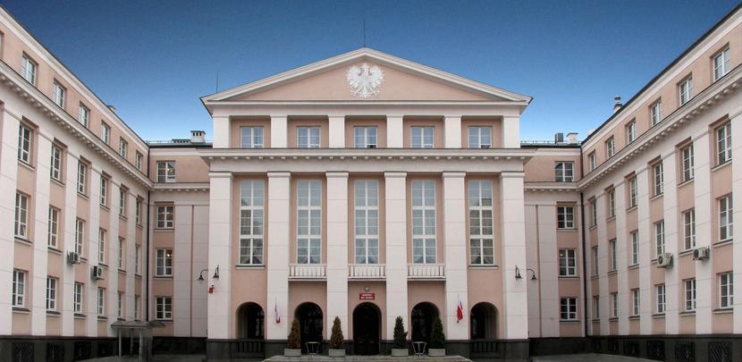 Budynek Najwyższej Izby Kontroli