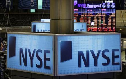 Spadki na Wall Street