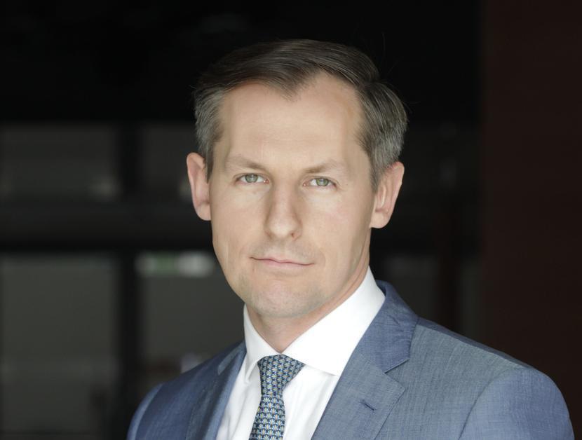 Tomasz Chróstny, fot. Grzegorz Kawecki