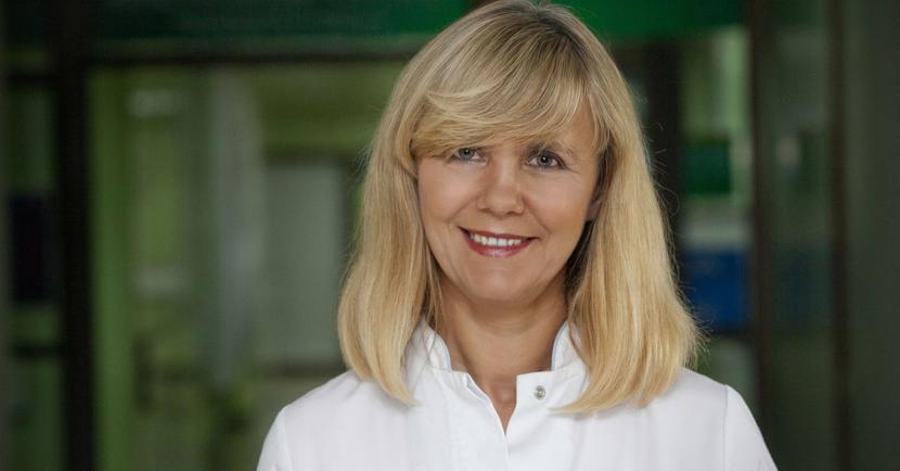 Dr hab. n. med. Iwona Maroszyńska, prof. ICZMP
