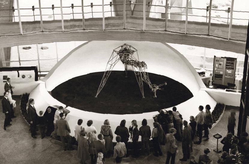 Muzeum Evoluon w Holandii