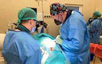 Pierwsze w Polsce wszczepienie elektrod do stymulacji krzyżowej u trzech pacjentów