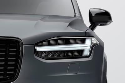 XC90 Recharge Plug-In Hybrid R-Design, in Thunder Grey