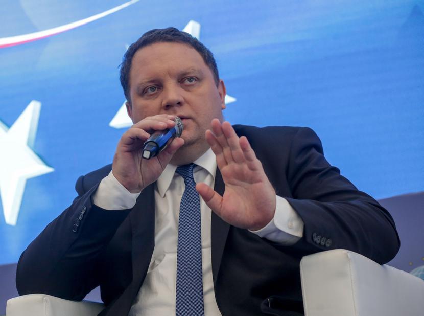 Marcin Chludziński, fot. Marek Wiśniewski