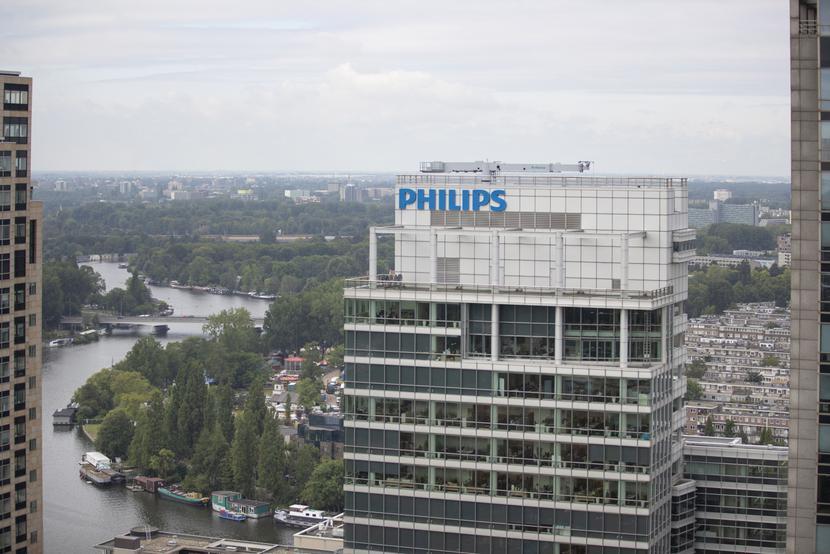 Philips - główna siedziba firmy w Amsterdamie