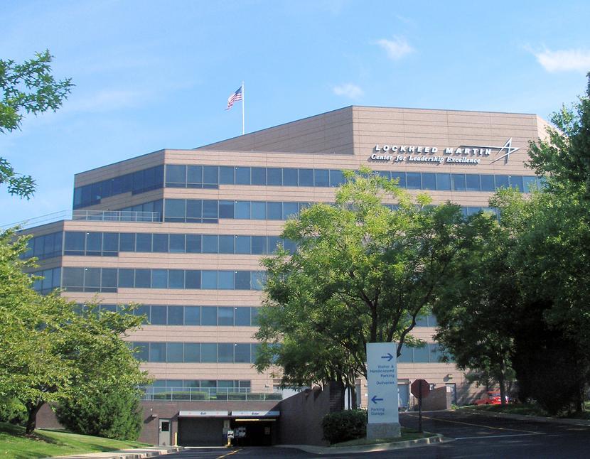 Główna siedziba koncernu zbrojeniowego Lockheed Martin w stanie Maryland, USA