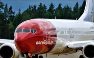 Norwegian Air splajtował