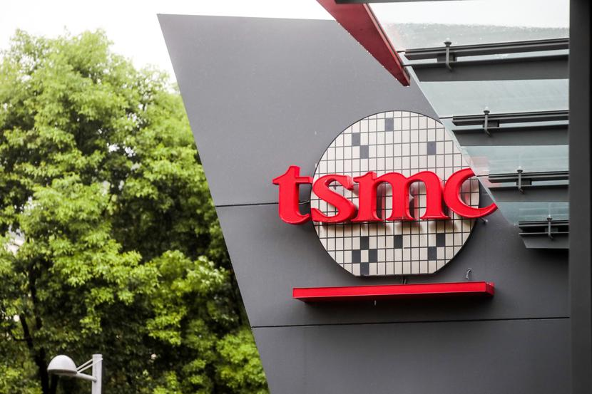 Centrala Taiwan Semiconductor Manufacturing Co. (TSMC) w Hsinchu